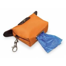 Zásobník Nobby TidyUp Linn na sáčky na trus oranžový