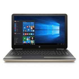 """HP Pavilion 15-aw019-nc (Y5K23EA#BCM) zlatý Brašna na notebook ATTACK Universal 16,4"""" - šedá (zdarma)Software F-Secure SAFE 6 měsíců pro 3 zařízení (zdarma) + Doprava zdarma"""