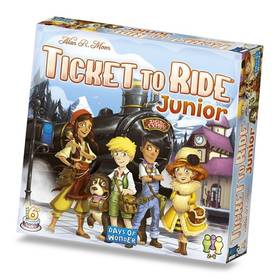 ADC Blackfire Ticket to ride Junior