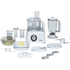 Bosch MCM4200 stříbrný/bílý + Doprava zdarma