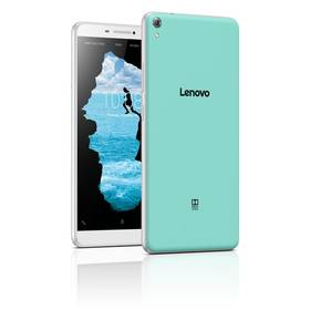 """Lenovo PHAB 7"""" 2 GB RAM + 16GB Dual SIM (ZA0L0153CZ) modrý LED žárovka TB En. E27,230V,10W, Teplá bílá 3 pack (zdarma) + Doprava zdarma"""