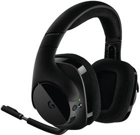 Logitech G533 Wireless (981-000634) černý + Doprava zdarma