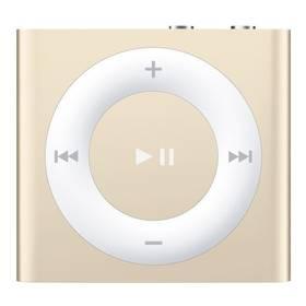 Apple iPod shuffle 2GB (MKM92HC/A) zlatý