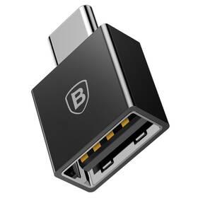 Baseus USB-C/USB (CATJQ-B01) čierna
