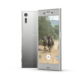 Sony Xperia XZ (F8331) - platinum (1304-7012) + Doprava zdarma