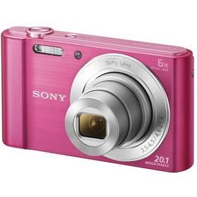 Sony DSC-W810P růžový