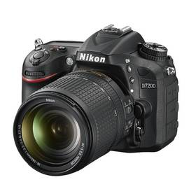 Nikon D7200 + 18-140 AF-S DX VR + K nákupu poukaz v hodnotě 3 000 Kč na další nákup + Doprava zdarma