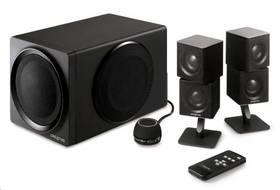 Creative Labs ZiiSound T6 Series II (51MF0376AA000) černá + Doprava zdarma