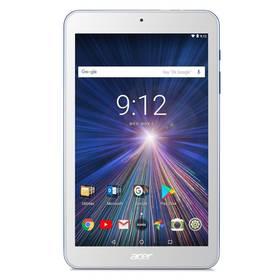 Acer Iconia One 8 (B1-870-K6VH) (NT.LEUEE.002) bílý/modrý Software F-Secure SAFE, 3 zařízení / 6 měsíců (zdarma)