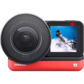 Insta360 ONE R (1 inch Edition) čierna/červená