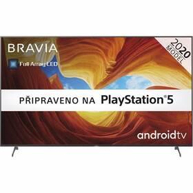 Televize Sony KD-85XH9096 černá