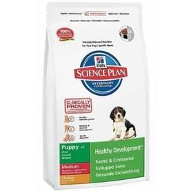 Hill's Canine Puppy Chicken, 12 kg + Doprava zdarma