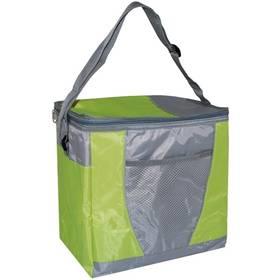 Chladiaca taška Calter COOLER SP 18L strieborná/zelená
