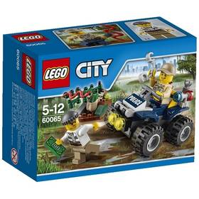 LEGO® City Police 60065 Hlídka ATV
