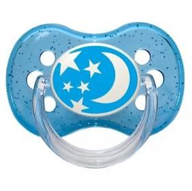 Canpol babies NATURE silikonové třešinka 0-6m modré