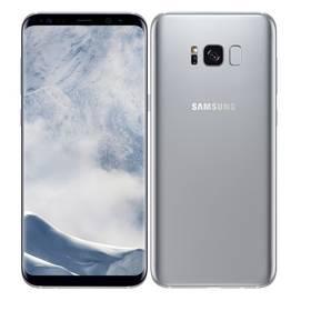 Samsung Galaxy S8+ - Arctic Silver (SM-G955FZSAETL) + Doprava zdarma