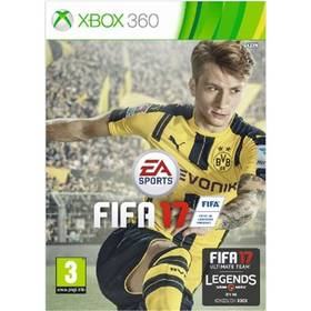 Hra EA Xbox 360 FIFA 17 (92169113) (vrácené zboží 8800066923)