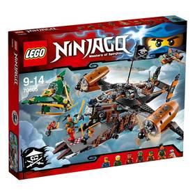 Stavebnica Lego® Ninjago 70605 Smolná tvrz