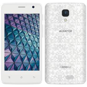 Aligator S4090 (AS4090WT) bílý (Zboží vrácené ve 14 denní lhůtě, servisované 8800569397)