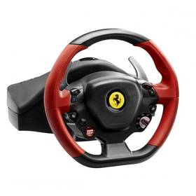 Thrustmaster Ferrari 458 Spider pro Xbox One, One X, One S  + pedály (4460105) čierny