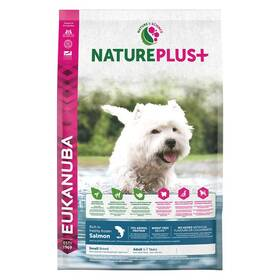 Eukanuba Nature Plus+ Adult Small frozen Salmon 10 kg