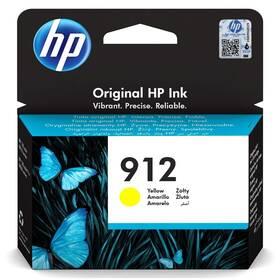 HP 912, 315 stran (3YL79AE) žlutá