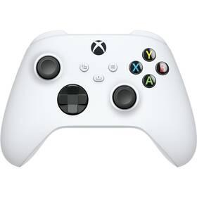 Microsoft Xbox Series Wireless (QAS-00002) bílý