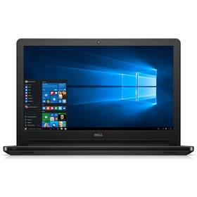 """Dell Inspiron 15 5000 - černý matný (N5-5558-N2-311KM) + Voucher na skin Skinzone pro Notebook a tablet CZ v hodnotě 399 Kč jako dárekBrašna na notebook ATTACK IQ Cord 15.6"""" - černá (zdarma) + Software za zvýhodněnou cenu + Doprava zdarma"""