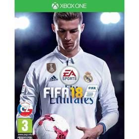 EA Xbox One FIFA 18 Předobjednávka_29. 09. 2017 (EAX320611)