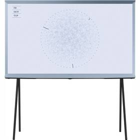 Samsung The Serif QE49LS01TB modrá