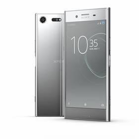 Sony Xperia XZ Premium Dual Sim (G8142) - Chrome Silver (1308-4123) + Doprava zdarma