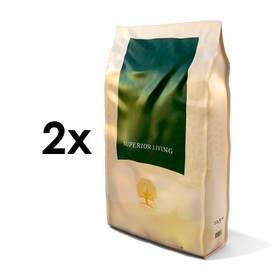 Essential Foods Superior Living 2 x 12,5 kg + Doprava zdarma