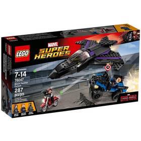 LEGO® SUPER HEROES™ 76047 Pronásledování Black Pantherem