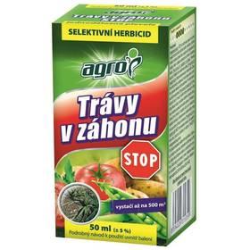 Postřik Agro Likvidátor trávy v záhonu STOP 50 ml