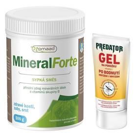 Vitar Nomaad Mineral Forte 500g + Gel Predator 25ml ZDARMA Gel Predator po bodnutí hmyzem 25 ml (zdarma)