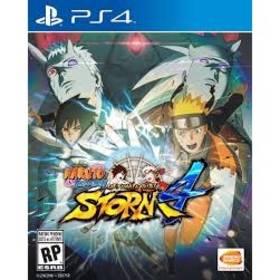 Ostatní PS4 - Naruto Shippuden: Ultimate Ninja Storm Trilogy (3391891996402)