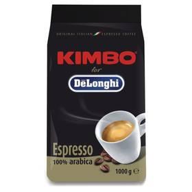 DeLonghi Kimbo Arabica 1kg + Doprava zdarma