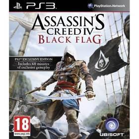 Hra Ubisoft PlayStation 3 Assassins Creed IV Black Flag (USP30087)