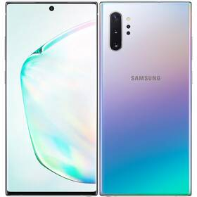 Mobilní telefon Samsung Galaxy Note10+ 512 GB (SM-N975FZSGXEZ) stříbrný