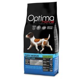 Optima nova Puppy medium 12 kg + Doprava zdarma