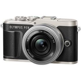 Olympus PEN E-PL9 + 14-42 EZ Pancake černý Brašna na foto/video Lowepro Format 110 (zdarma) + Doprava zdarma