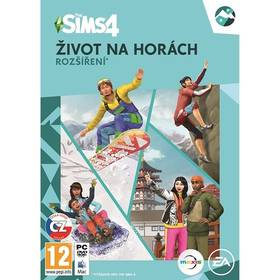 EA PC The Sims 4 Život Na Horách (EAPC05172)