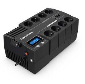 Cyber Power Systems BRICs Series II SOHO LCD UPS 1000VA/600W, české zásuvky (BR1000ELCD-FR)