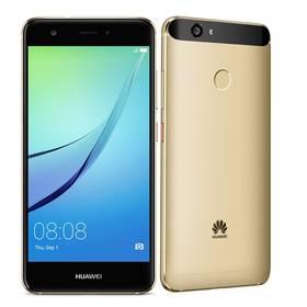 Huawei Nova Dual SIM - Prestige Gold (SP-NOVADSGOM) Software F-Secure SAFE 6 měsíců pro 3 zařízení (zdarma) + Doprava zdarma