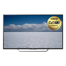 Televize Sony KD-49XD7005BAEP Flash USB Kingston DataTraveler 50 32GB USB 3.0 - červený/kovový (zdarma) + Doprava zdarma