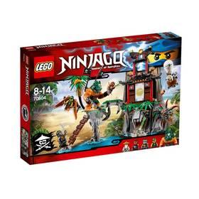 Stavebnica Lego® Ninjago 70604 Ostrov Tygří vdova