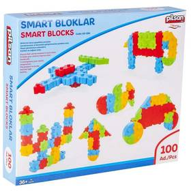 Pilsan SMART Blocks - 100 ks