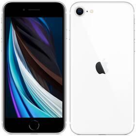 Apple iPhone SE (2020) 64 GB - White (MX9T2CN/A) (poškozený obal 8800725936)