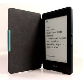 C-Tech AKC-05 pro Amazon Kindle PaperWhite, Wake / Sleep, hardcover (AKC-05BL) modré