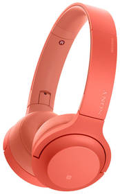 Sony WH-H800 h.ear on 2 Mini - twilight red (WHH800R.CE7) + Doprava zdarma